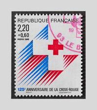 FRANCE 1988 - YT 2554A - OBLITÉRÉ