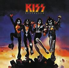 CD musicali hard rock kiss