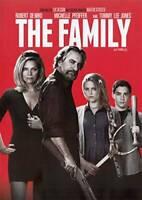 The Family - DVD By Robert De Niro - VERY GOOD