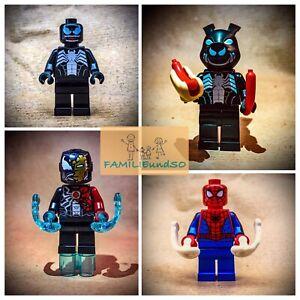 Lego® Super Heroes Minifigur Iron Venom, Pork Grind aus Set 40454 Neu