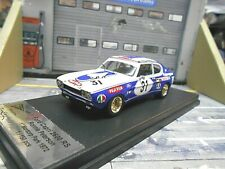 FORD Capri RS2600 Racing Mantorp Park 1972 #31 Ronnie Peterson Fuji Trofeu 1:43