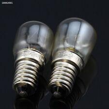 2F5EBEE 25w Oven Lamps / Cooker Light Bulbs 240v SES E14 300 Degree