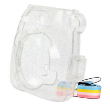 Camera Bag Crystal Protect Cover for Fuji Instax Mini 8/8+/9 Rhinestone Case