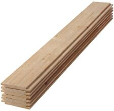 1 in. x 6 in. x 6 ft. Weathered Barn Wood Shiplap Pine / Spruce Board (6-Pack)