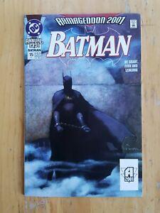 Batman Annual, #15 (1991, DC Comics) High Grade. Armageddon 2001