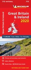 Great Britain & Ireland 2020 - Michelin National Map 713 : Map