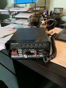 Whelen 295HFSA5 Siren Controller With WeCan Module