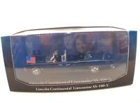 ed. Atlas Lincoln Continental Limousine SS-100X Kennedy Dallas 1/43 neuf mint