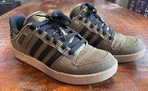 adidas Bucktown Hemp ST AC6980 sneakers w/orig box USED NM