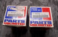 Ski Doo Piston Kits Rotax  Snowmobile 78.50mm Parts Unlimited Formula Summit