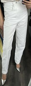 Isabel Marant Corfy White Jeans 34 FR
