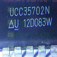 1PCS NEW UCC35702N TI 10+ DIP14