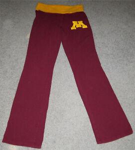 Minnesota Gophers Yoga Pants- Size Womens Small 3/5