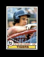 1979 Topps Baseball #196 Steve Kemp (Tigers) NM-MT