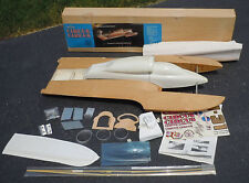 Dumas Miss Circus Circus RC Remote Control Hydroplane Boat Model 1/8 Almost done
