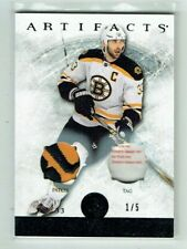 12-13 UD Upper Deck Artifacts  Zdeno Chara  1/5  Patch-Tag