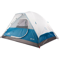 Coleman 2000018141 9-Foot x 7-Foot 4-Person Longs Peak Dome Tent - Blue