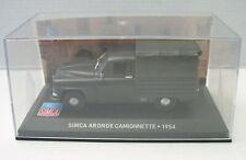 SIMCA ARONDE CAMIONNETTE 1954     ixo 1/43
