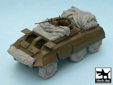 Black Dog 1/48 US M20 Armored Utility Car Accessories Set (Tamiya 32556) T48041