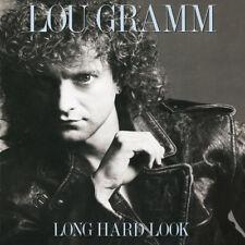 Lou Gramm : Long Hard Look CD (2013) ***NEW***