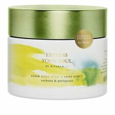 Rituals Express Your Soul Body Scrub Limited Edition Summer 2017 300 G 13.2 OZ