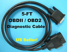 NEW Foxwell GT60 Plus & GT90 Scanner ALL-in-One OBDII OBD2 Main Test Data Cable