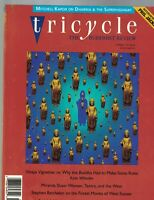 Tricycle the Buddhist Review Summer 1994 Phil Jackson Jack Kerouac Miranda Shaw