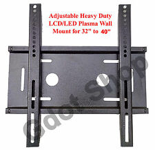 "TV Wall Mount Bracket LED Plasma For Samsung,Sony 32'' To 40"" TV Flat Screen"