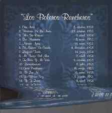 rare BOLEROS RANCHERA 60s 70s CD slip PEDRO INFANTE Historia de un amor 100 AÑOS