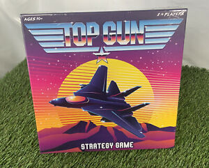Top Gun Strategy Board Game - 2 + Players BRAND NEW & SEALED Top Gun2