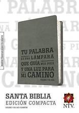 NEW Santa Biblia NTV, Edición compacta, Salmo 119:105 (Spanish Edition)