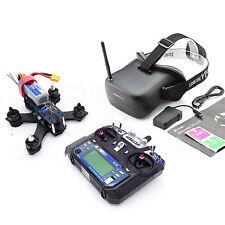 JJRC P130 FPV RTF Micro Racing Drone 5.8G VR-007 Goggles LiPo Charger Tx 130mm