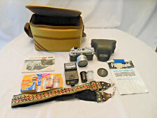 Yashica camera GSN Electro 35 case film and more