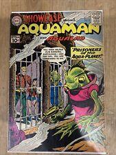 DC Comics' Showcase # 33 -1961 Aquaman And Aqualad August 10 Cent Comic