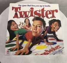 Game New With Damage To Box MB Milton Bradley Twister 2002 Twisting Body
