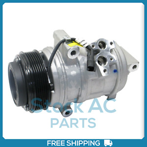New A/C Compressor for Ford Edge - 2007 to 2014 / Lincoln MKX - 2007 to 2015
