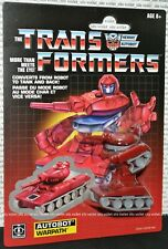 Hasbro Transformers G1 Reissue Legion Class Exclusive Figure Autobot Warpath