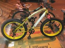 Jaguar Imported Fat Bike/bicycle/cycle with Shimano gears help @ (9650402138)