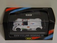 BMW V12 LMR #42 Winner Sebring 1999 scale 1:43 Jadi NEW in Box !!