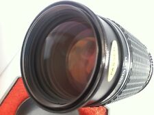SMC Pentax-M 1:4 200mm Telephoto F4 Pentax-K + DIGITAL SLR fit Prime Lens