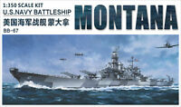 Very Fire 1/350 USS Montana