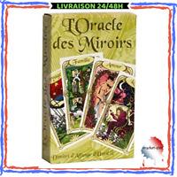 L'Oracle Des Miroirs Cartomancie Carte Divinatoire Lire Avenir Livret Explicatif