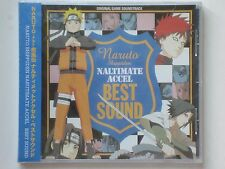 New Naruto Shipuden Naltimate Accel Best Sound CD Anime Music OST Soundtrack