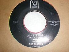 Beatles EP Misery VEEJAY/BRACKETS