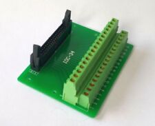 IDC-34 Male Header Connector Breakout Board Adapter
