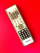 MAGNAVOX MDVD01 model remote control ler MPX OSD TV DVD PC caption mute MDVDO1