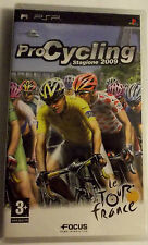 PRO CYCLING 2009 - TOUR DE FRANCE GIOCO PSP NUOVO