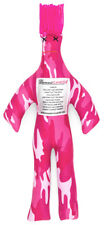 """DAMMIT CANCER Breast Cancer DAMMIT DOLL, Whack The Stuffing Out!  12"""" Tall"""