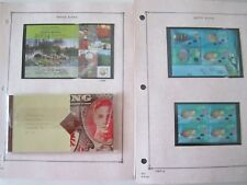 HONG KONG   collection  all MNH   S/S  ,BOOKLETS       [lot 33]