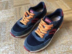 Geox Sneaker Schuhe - Gr. 38 Kinder Jungen